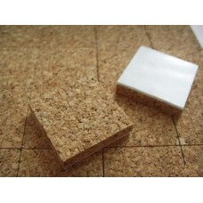 SLC CORK PADS 4X18X18MM 3086 BUC/M2
