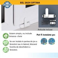 BSL SASH OPTIMA